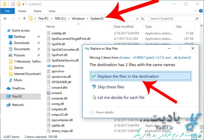 روش رفع خطای فایل xlive.dll در GTA IV به همراه کرک سالم بازی