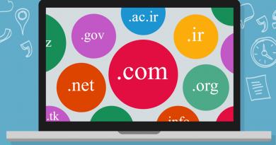 آشنایی با پسوندهای مهم آدرس های اینترنتی