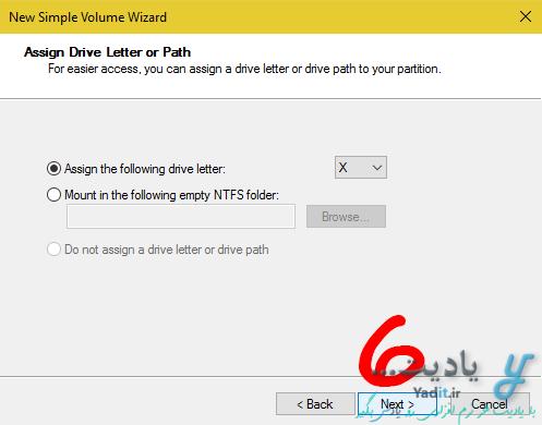 رفع مشکل فرمت نشدن فلش دیسک در ویندوز
