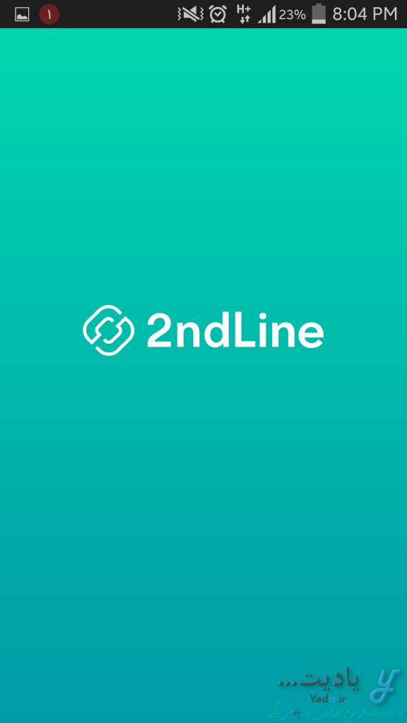 آموزش ساخت شماره مجازی توسط اپلیکیشن 2ndLine