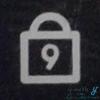 تصویر یک نوع چراغ Num Lock در کیبورد