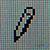 آیکون ابزار رسم خط مورب در سلول های جدول رسم شده در ورد