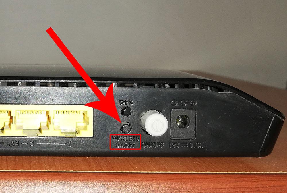روش آسان خاموش کردن سخت افزاری Wi-Fi مودم های D-Link