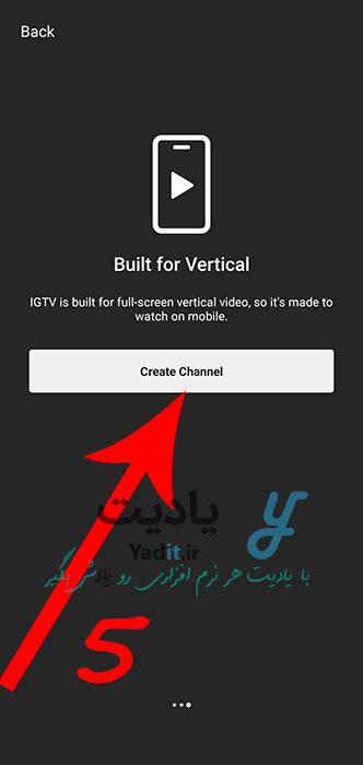 فعال کردن کانال IGTV برای ارسال فیلم های طولانی در اینستاگرام