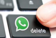 حذف اکانت واتساپ (delete account WhatsApp)
