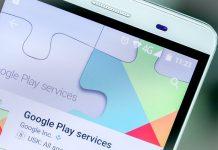 بروزرسانی گوگل پلی سرویس