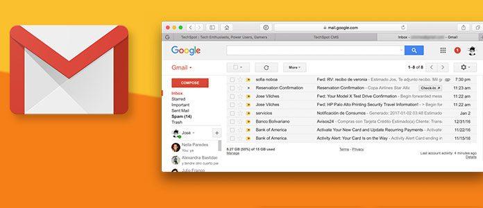 تغییر نام کاربری جیمیل Gmail